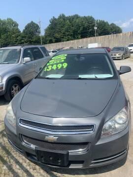 2008 Chevrolet Malibu for sale at J D USED AUTO SALES INC in Doraville GA