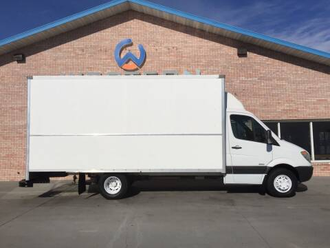 2009 Freightliner Sprinter Delivery Van for sale at Western Specialty Vehicle Sales in Braidwood IL