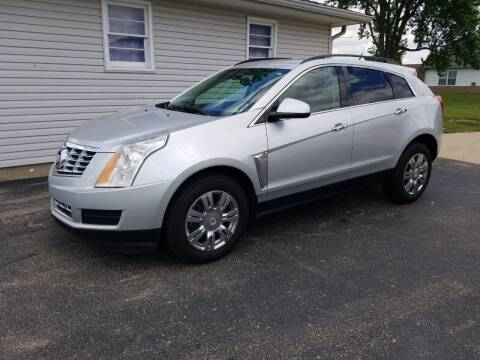 2013 Cadillac SRX for sale at CALDERONE CAR & TRUCK in Whiteland IN