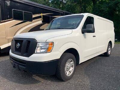 2017 Nissan NV Cargo for sale at Worthington Air Automotive Inc in Williamsburg MA