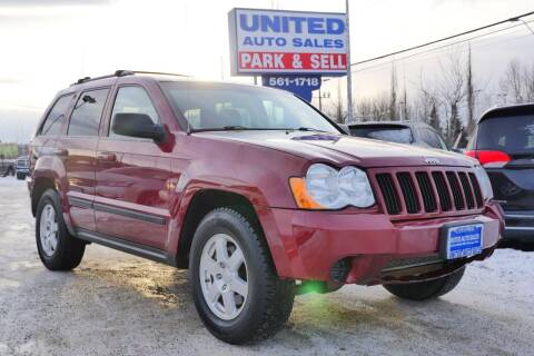 2009 Jeep Grand Cherokee for sale at United Auto Sales in Anchorage AK
