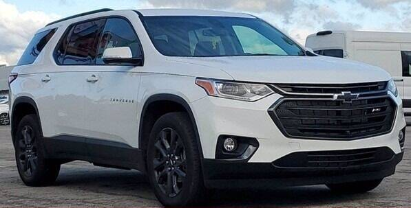 2020 Chevrolet Traverse for sale at Handicap of Jackson in Jackson TN