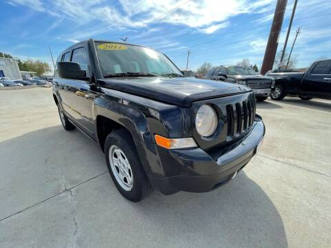 2011 Jeep Patriot for sale at AP Auto Brokers in Longmont CO