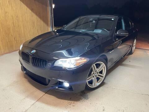 2016 BMW 5 Series for sale at Simon's Auto Sales in Detroit MI
