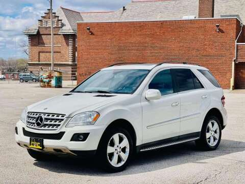 2010 Mercedes-Benz M-Class for sale at ARCH AUTO SALES in St. Louis MO