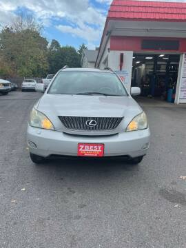 2007 Lexus RX 350 for sale at Z Best Auto Sales in North Attleboro MA