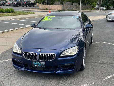 2016 BMW 6 Series for sale at Circle Auto Sales in Revere MA