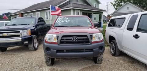 2008 Toyota Tacoma for sale at Sissonville Used Cars in Charleston WV