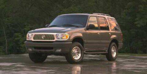 1999 Mercury Mountaineer for sale at HILAND TOYOTA in Moline IL
