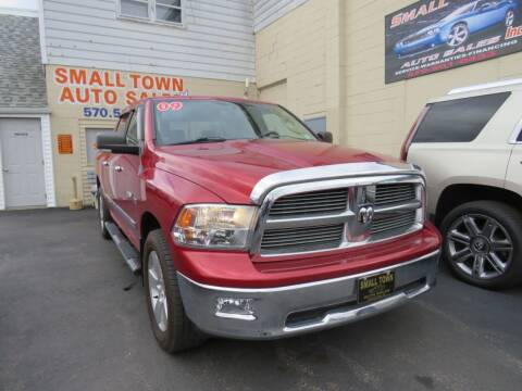 2009 Dodge Ram Pickup 1500 for sale at Small Town Auto Sales in Hazleton PA
