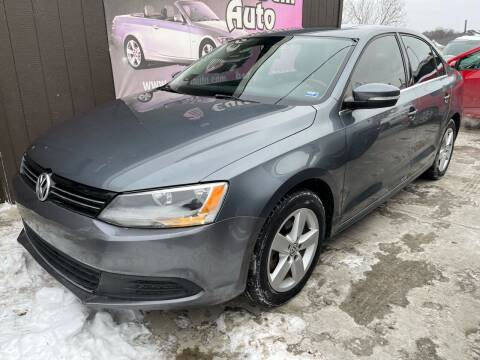 2013 Volkswagen Jetta for sale at Euro Auto in Overland Park KS
