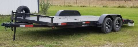 2019 CAR HAULER 20' CAR TRAILER for sale at Tower Motors in Brainerd MN