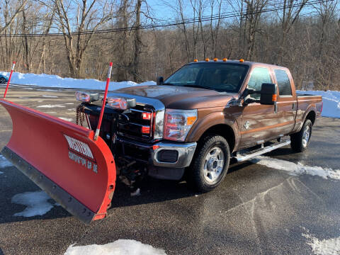 2012 Ford F-250 Super Duty for sale at George Strus Motors Inc. in Newfoundland NJ