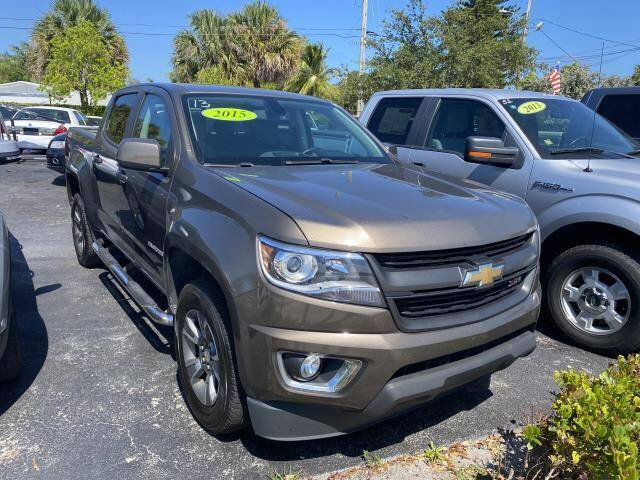 2016 Chevrolet Colorado for sale at Mike Auto Sales in West Palm Beach FL