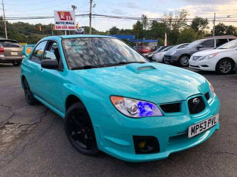 2007 Subaru Impreza for sale at KB Auto Mall LLC in Akron OH