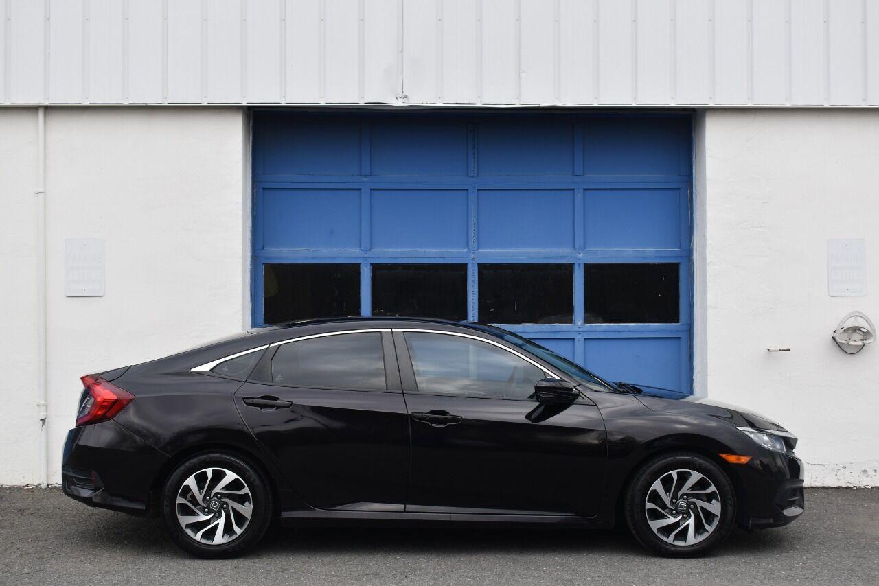 2016 Honda Civic EX 4dr Sedan full