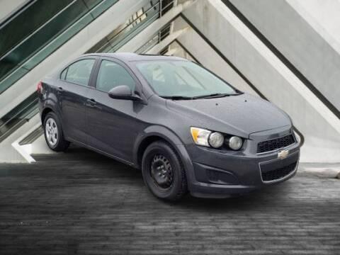 2016 Chevrolet Sonic for sale at Midlands Auto Sales in Lexington SC