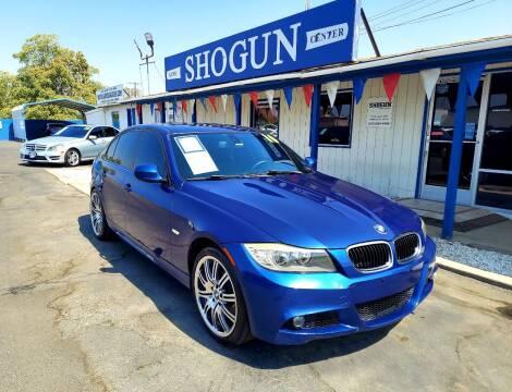 2010 BMW 3 Series for sale at Shogun Auto Center in Hanford CA