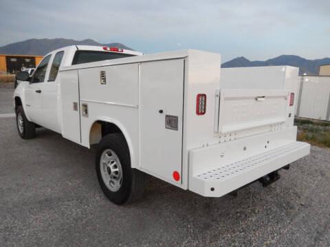 2013 GMC Sierra 2500HD for sale at A&D Enterprises in Spanish Fork UT