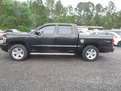 2010 Dodge Dakota for sale at Ward's Motorsports in Pensacola FL