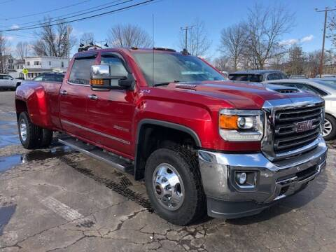 2019 GMC Sierra 3500HD for sale at BATTENKILL MOTORS in Greenwich NY
