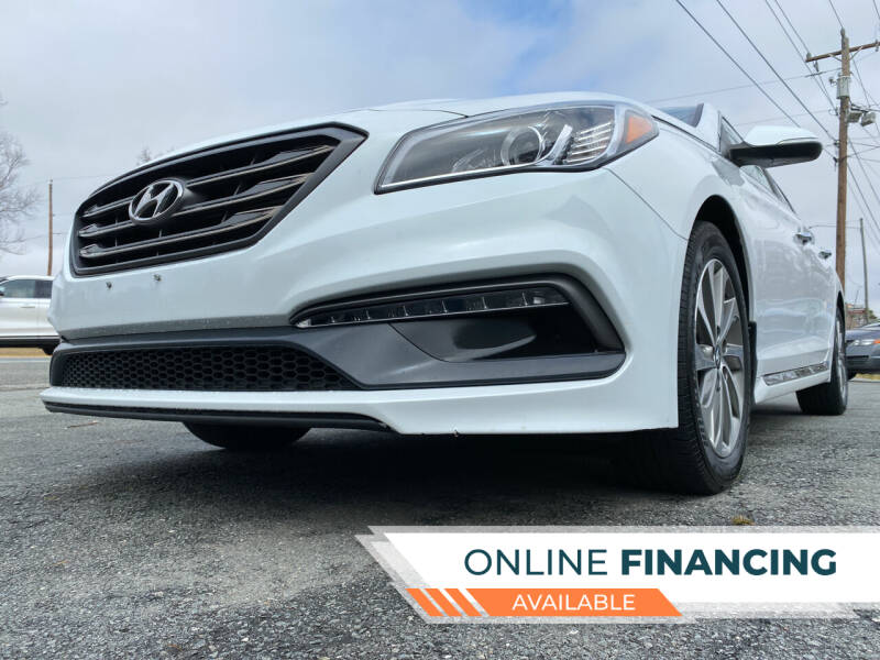 2016 Hyundai Sonata for sale at Prime One Inc in Walkertown NC