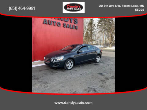 2013 Volvo S60 for sale at Dandy's Auto Sales in Forest Lake MN
