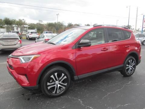 2017 Toyota RAV4 for sale at Blue Book Cars in Sanford FL