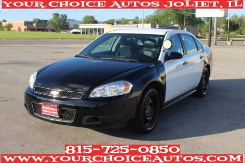 2015 Chevrolet Impala Limited for sale at Your Choice Autos - Joliet in Joliet IL