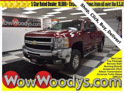 2008 Chevrolet Silverado 2500HD for sale at WOODY'S AUTOMOTIVE GROUP in Chillicothe MO