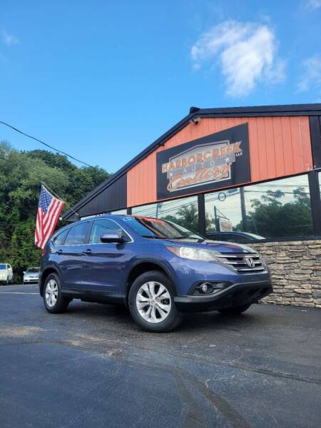 2013 Honda CR-V for sale at Harborcreek Auto Gallery in Harborcreek PA