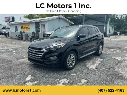 2017 Hyundai Tucson for sale at LC Motors 1 Inc. in Orlando FL