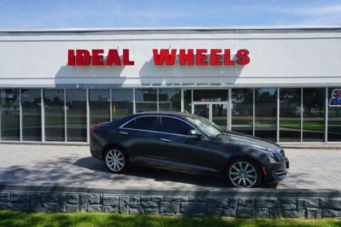 2016 Cadillac ATS for sale at Ideal Wheels in Sioux City IA