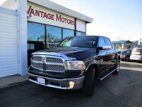 2016 RAM Ram Pickup 1500 for sale at Vantage Motors LLC in Raytown MO
