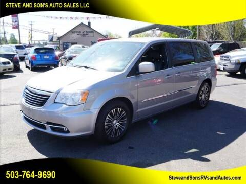 2013 Chrysler Town and Country for sale at Steve & Sons Auto Sales in Happy Valley OR