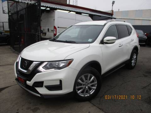 2017 Nissan Rogue for sale at Newark Auto Sports Co. in Newark NJ