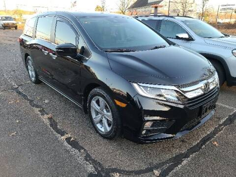 2019 Honda Odyssey for sale at BETTER BUYS AUTO INC in East Windsor CT
