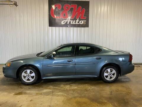 2006 Pontiac Grand Prix for sale at C&M Auto in Worthing SD