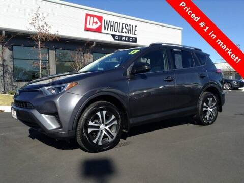 2017 Toyota RAV4 for sale at Wholesale Direct in Wilmington NC