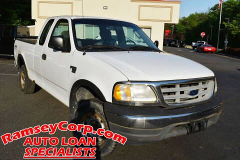 2003 Ford F-150 for sale at Ramsey Corp. in West Milford NJ