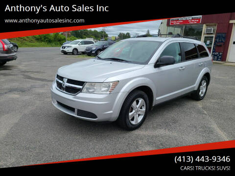 2009 Dodge Journey for sale at Anthony's Auto Sales Inc in Pittsfield MA
