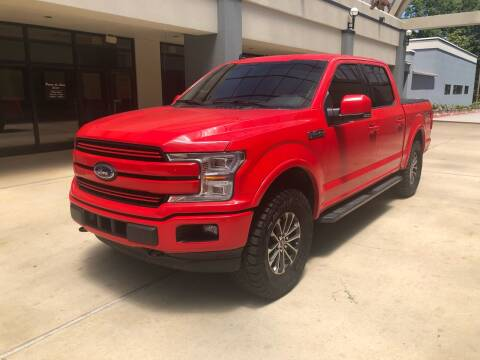 2020 Ford F-150 for sale at Village Wholesale in Hot Springs Village AR