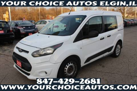 2014 Ford Transit Connect Cargo for sale at Your Choice Autos - Elgin in Elgin IL
