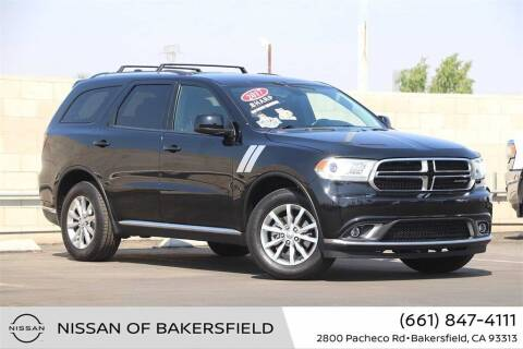 2017 Dodge Durango for sale at Nissan of Bakersfield in Bakersfield CA