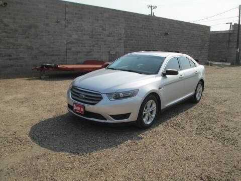 2017 Ford Taurus for sale at Stagner INC in Lamar CO