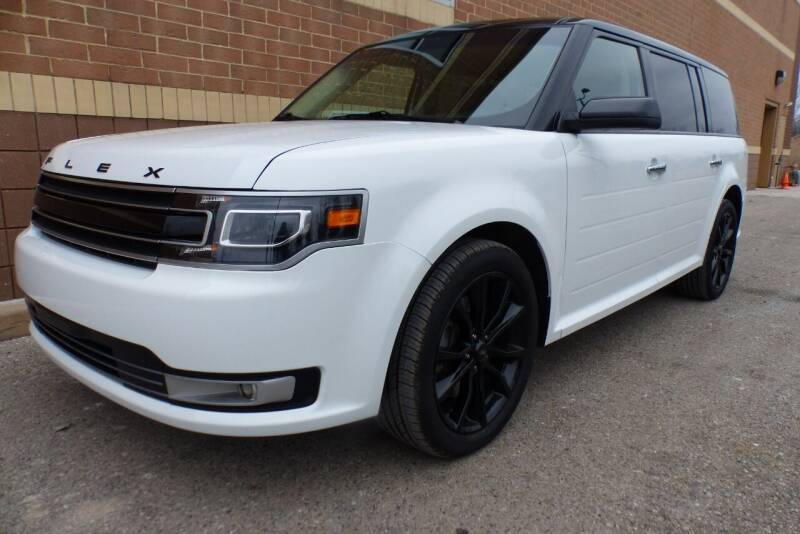 2019 Ford Flex for sale at Macomb Automotive Group in New Haven MI