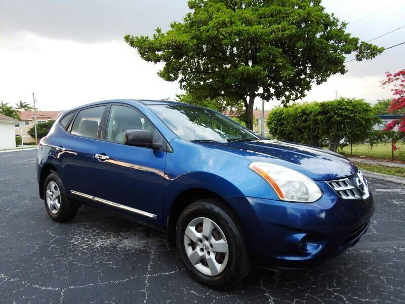 2011 Nissan Rogue for sale at SUPER DEAL MOTORS 441 in Hollywood FL