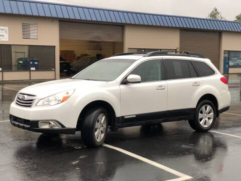 2011 Subaru Outback for sale at Exelon Auto Sales in Auburn WA