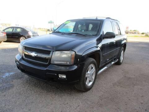 2008 Chevrolet TrailBlazer for sale at Sunrise Auto Sales in Liberal KS
