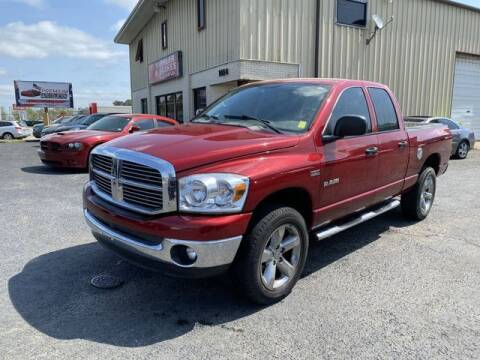 2008 Dodge Ram Pickup 1500 for sale at Premium Auto Collection in Chesapeake VA